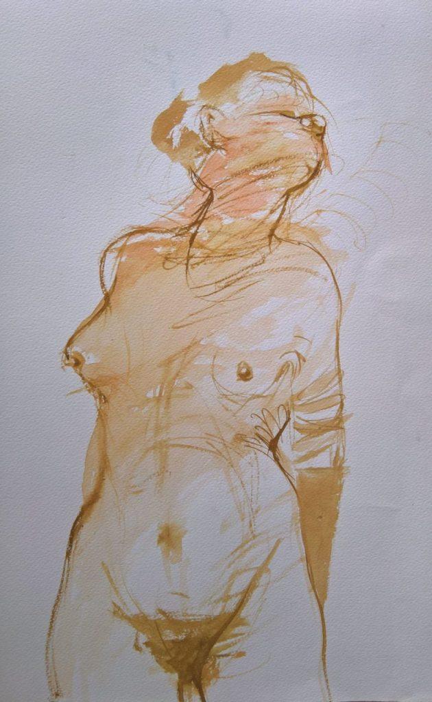 Autor: Asfer - Serie: Desnudos