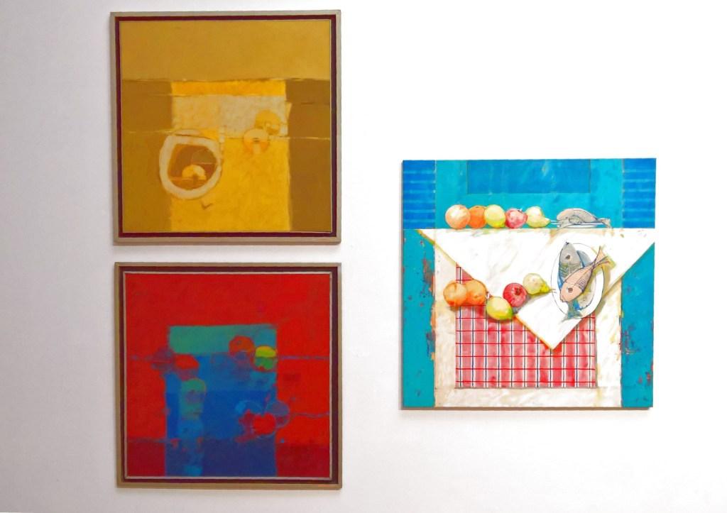 2 obras de 1984 dan entrada a 6 obras nuevas