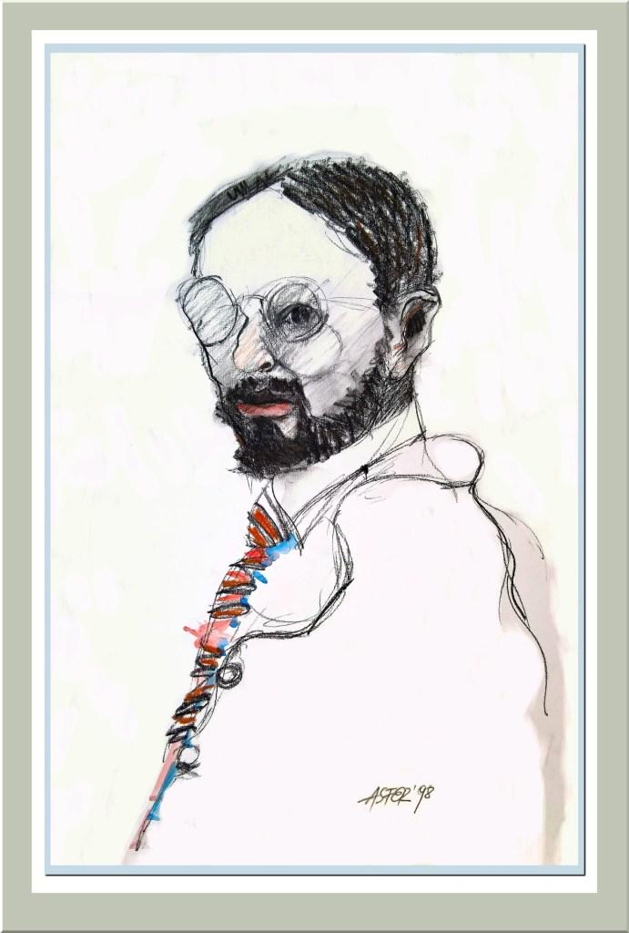 Retrato de Henri - 1998